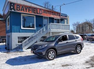 Used 2016 Honda CR-V LX **1 Owner/Only 65k!** for sale in Barrie, ON