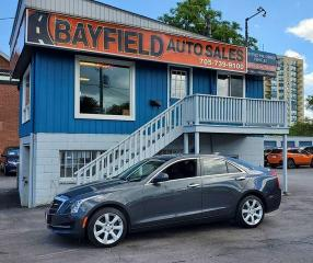 Used 2015 Cadillac ATS 4 AWD **Only 61k!** for sale in Barrie, ON