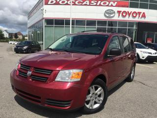 Used 2010 Dodge Grand Caravan SE STOW N GO **MAGS/AIR** VENDU TEL QUEL for sale in St-Eustache, QC