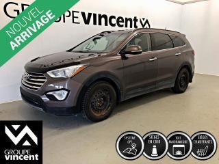 Used 2014 Hyundai Santa Fe XL LIMITED AWD ** 7 PASSAGERS ** Parfait pour la famille et les loisirs! for sale in Shawinigan, QC