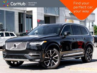 Used 2018 Volvo XC90 Inscription AWD Navigation Panoramic Sunroof Bluetooth Leather Backup Camera 21