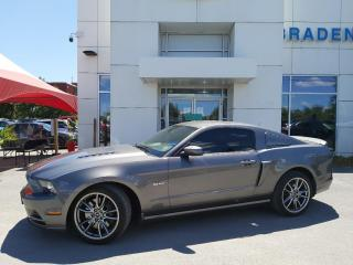 Used 2014 Ford Mustang GT for sale in Kingston, ON