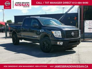 New 2019 Nissan Titan XD S for sale in Kingston, ON