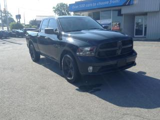 Used 2018 RAM 1500 Express BLACKOUT PACKAGE, HEMI, BEAUTIFUL TRUCK!! for sale in North Bay, ON