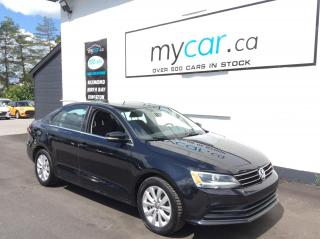 Used 2015 Volkswagen Jetta 1.8 TSI Comfortline SUNROOF, HEATED SEATS, ALLOYS!! for sale in North Bay, ON
