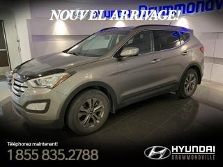 Used 2016 Hyundai Santa Fe Sport LUXURY + GARANTIE + TOIT PANO + CAMERA + for sale in Drummondville, QC