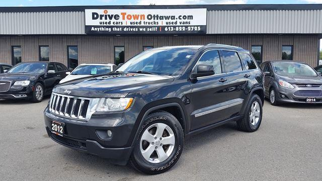 2012 Jeep Grand Cherokee LAREDO X 4X4 **LEATHER**PANOROOF**