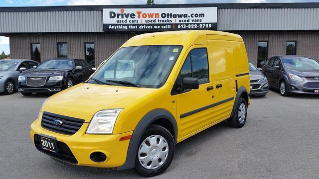 2011 Ford Transit Connect XLT Cargo Van