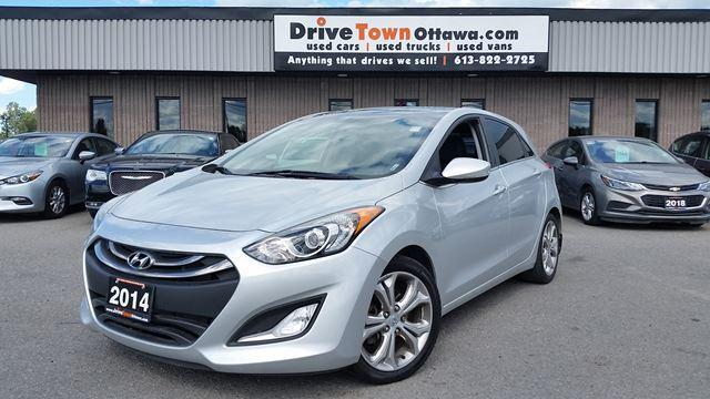 2014 Hyundai Elantra GT SE w/Tech Pkg  **Navigation**Leather**Panoroof**
