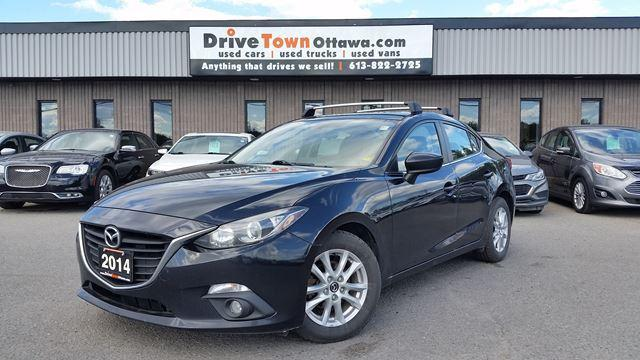 2014 Mazda MAZDA3 GS-SKY  **MOONROOF**BACK-UP CAMERA**