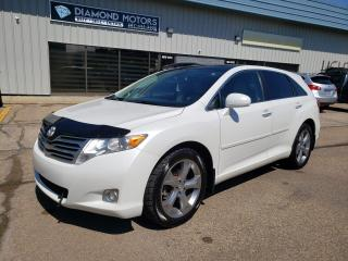 Used 2010 Toyota Venza for sale in Edmonton, AB