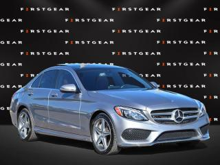 Used 2016 Mercedes-Benz C-Class C 300 4 MATIC   PREMIUM SPORT   LED   GREY ON RED for sale in Toronto, ON