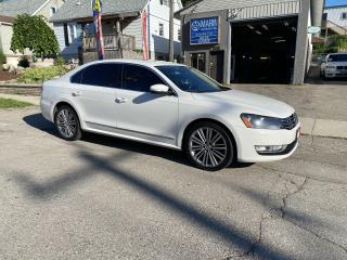 Used 2015 Volkswagen Passat Highline,Highline for sale in Kitchener, ON