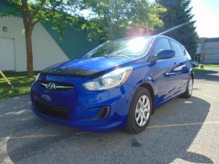 Used 2013 Hyundai Accent ***AUTOMATIQUE*****A/C***** for sale in St-Eustache, QC