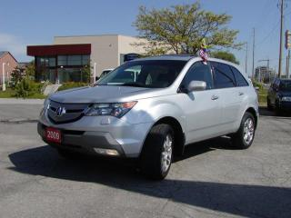 Used 2009 Acura MDX for sale in Richmond Hill, ON