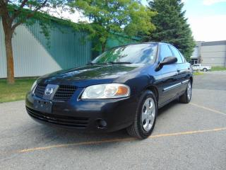 Used 2004 Nissan Sentra ******AUTOMATIQUE*******A/C********* for sale in St-Eustache, QC