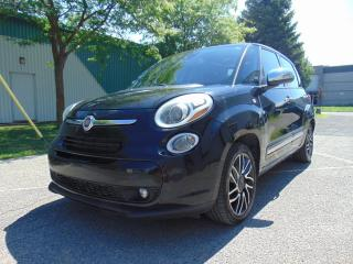 Used 2014 Fiat 500 L *****GRAND TOIT PANORAMIQUE******* for sale in St-Eustache, QC
