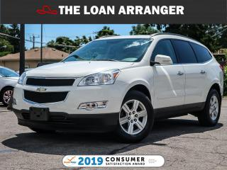 Used 2011 Chevrolet Traverse for sale in Barrie, ON