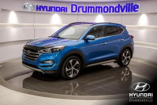 Used 2017 Hyundai Tucson LIMITED AWD + GARANTIE + NAVI + TOIT PAN for sale in Drummondville, QC