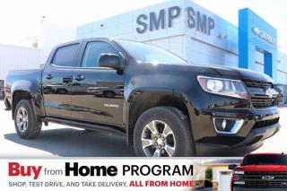 Used 2017 Chevrolet Colorado 4WD Z71 - Heated Seats, Remote Start,Trailering Pkg, New Tires for sale in Saskatoon, SK