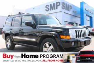 Used 2010 Jeep Commander Sport - As Traded Special for sale in Saskatoon, SK