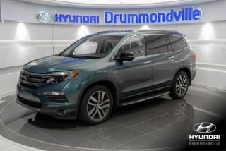 Used 2016 Honda Pilot TOURING + GARANTIE + TOIT PANO + CAMERA for sale in Drummondville, QC