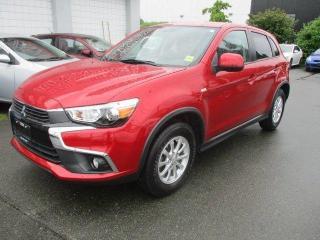 Used 2017 Mitsubishi RVR SE for sale in Nanaimo, BC