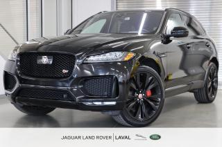 Used 2019 Jaguar F-PACE S AWD *NOUVELLE ARRIVÉE, 380HP!* for sale in Laval, QC