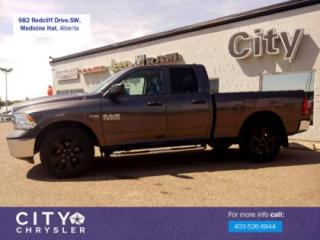 Used 2015 RAM 1500 for sale in Medicine Hat, AB