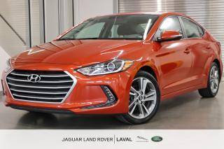 Used 2017 Hyundai Elantra GL *NOUVELLE ARRIVÉE, BIEN ÉQUIPÉE!* for sale in Laval, QC