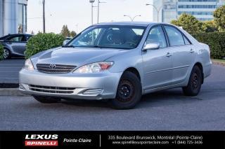Used 2003 Toyota Camry **LE V6** **A/C*GROUPE ELECTRIQUE*DEMARREUR*BONNE ETAT* for sale in Montréal, QC