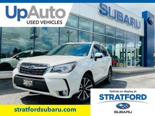 Used 2017 Subaru Forester 2.0XT Touring for sale in Stratford, ON