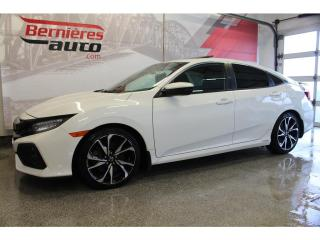Used 2018 Honda Civic SI for sale in Lévis, QC