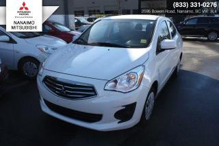 Used 2019 Mitsubishi Mirage G4 ES for sale in Nanaimo, BC