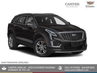 New 2020 Cadillac XT5 Premium Luxury for sale in Burnaby, BC