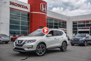 Used 2018 Nissan Rogue SL/PLATINIUM P5116 BLANC for sale in Terrebonne, QC