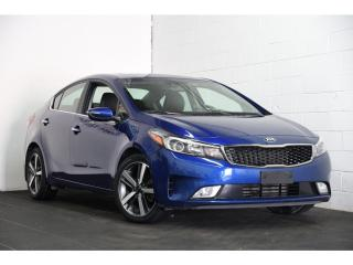 Used 2017 Kia Forte Auto SX CUIR TOIT GPS BACK UP CAM for sale in Brossard, QC
