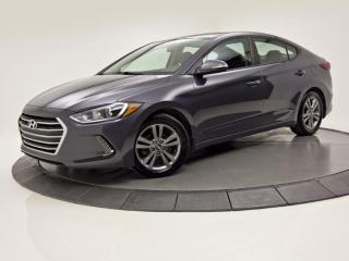 Used 2017 Hyundai Elantra Auto GL MAGS BLUETOOTH CRUISE SIEGES CHAUFFANT for sale in Brossard, QC