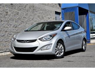 Used 2015 Hyundai Elantra Auto ALLURE SPORT TOIT OUVRANT MAGS for sale in Brossard, QC