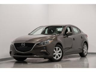 Used 2016 Mazda MAZDA3 Auto A/C PUSH START BLUETOOTH for sale in Brossard, QC