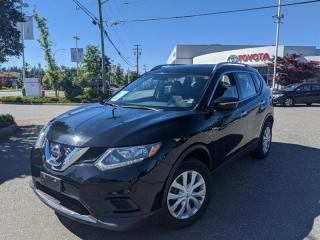 Used 2014 Nissan Rogue S FWD CVT for sale in Surrey, BC