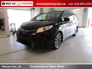 New 2020 Toyota Sienna LE 7-Passenger LE AWD 7-Passenger for sale in Moose Jaw, SK