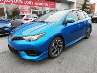 Used 2016 Scion iM for sale in Longueuil, QC