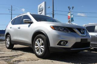 Used 2016 Nissan Rogue SV ONE OWNER TRADE.CLEAN CARFAX ,ONLY 30094KMS. NISSAN CERTIFIED PREOWNED. for sale in Toronto, ON