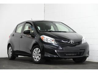 Used 2013 Toyota Yaris HB Man LE GROUPE ELECTRIQUE A/C for sale in Brossard, QC