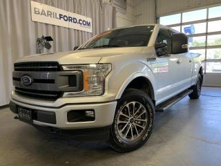 Used 2018 Ford F-150 XLT cabine SuperCrew 4RM de 6,5 pi  spor for sale in St-Hyacinthe, QC