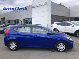 Used 2014 Hyundai Accent GL Hatchback *Sieges-Chauffants/Heated-Seats for sale in St-Hubert, QC