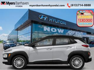 New 2020 Hyundai KONA 1.6T Trend AWD w/Two-Tone Roof  - $179 B/W for sale in Nepean, ON