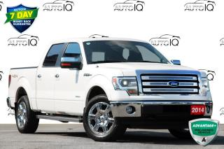 Used 2014 Ford F-150 LARIAT | 4WD | 3.5L ECOBOOST for sale in Kitchener, ON