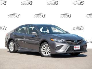 Used 2020 Toyota Camry SE Former Daily Rental for sale in Welland, ON